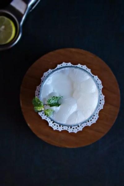 Coconut Lassi | Refreshing Buttermilk with Twist