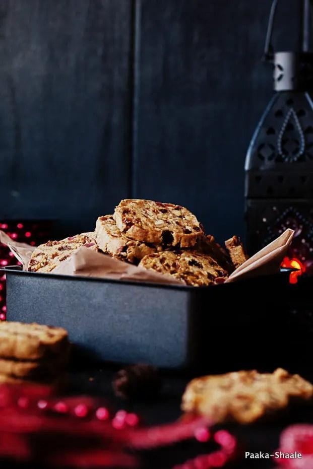 Christmas Fruit Cookies
