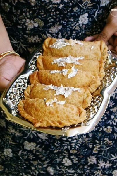 Hyderabadi Chobe ki Puri aur Kheer