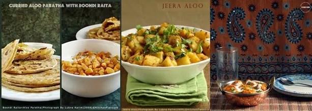 Aloo Recipes