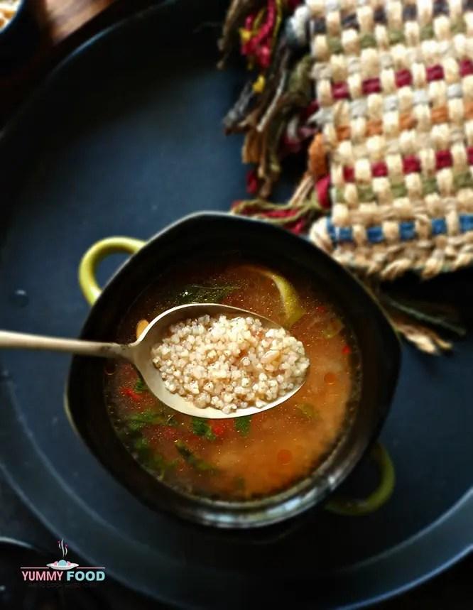 Barnyard Millet Kanji Recipe