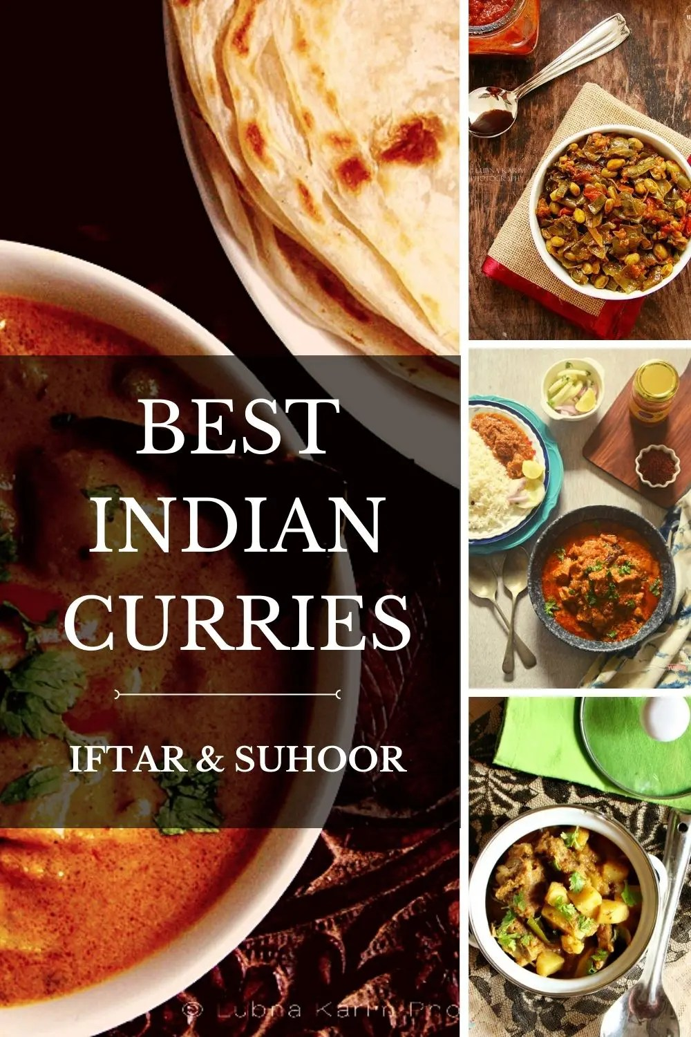 30 Best Indian Curries for Iftar and Suhoor