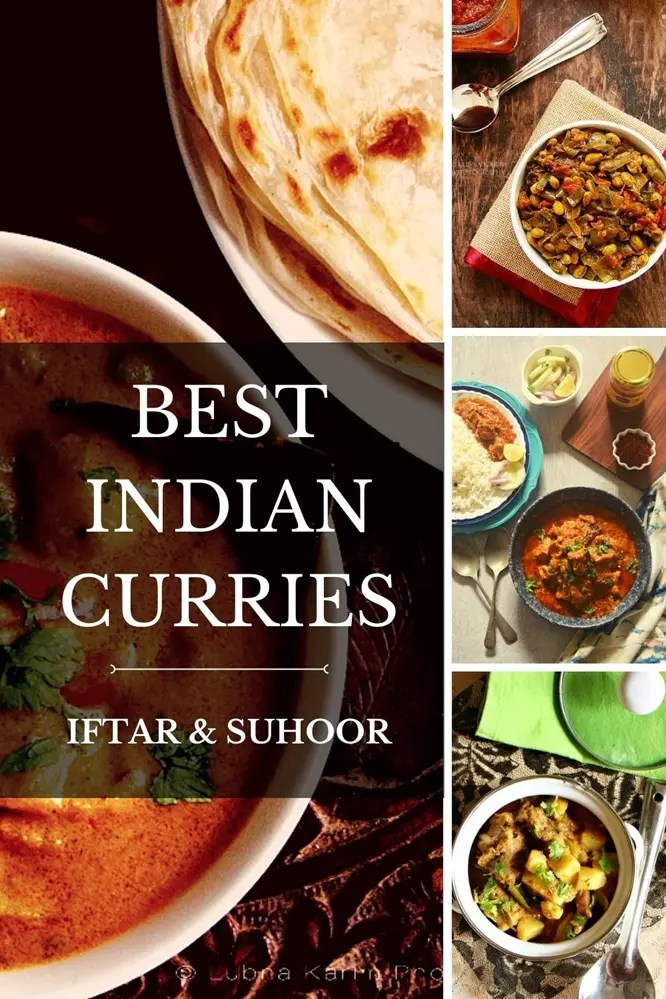 Best Indian Curries for Iftar and Suhoor