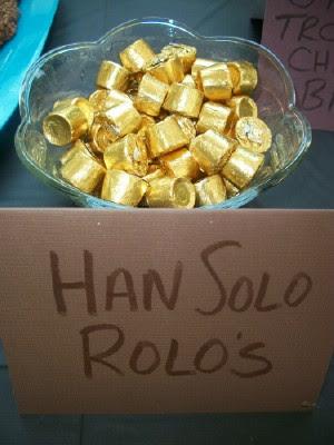 Han Solo Rolo's