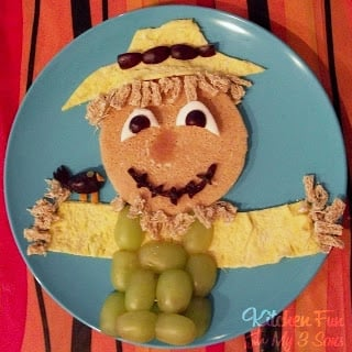A Scarecrow Breakfast!