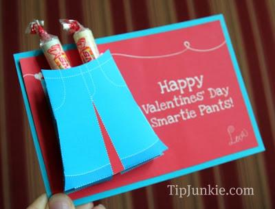 Smartie Pants Valentine