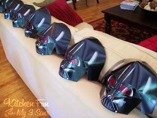Darth Vader masks