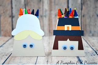 Pilgrim Treat Boxes