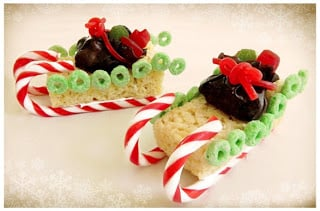 Christmas Sleigh Treats