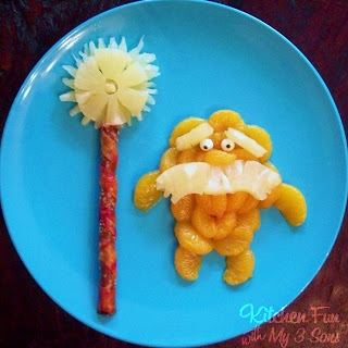 Lorax Fruit Snack