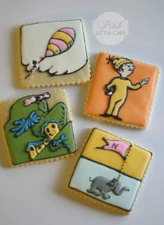 Dr. Seuss Cookies