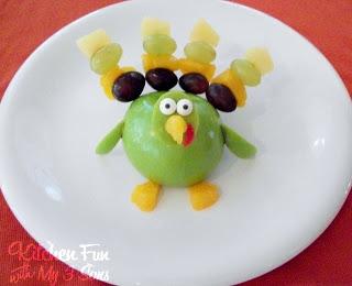 Turkey Fruit Snack
