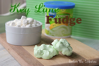 Key Lime Fudge