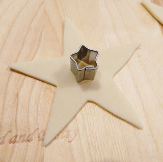 Pie Crust Star