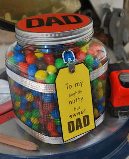 To My Slightly Nutty, but Sweet Dad