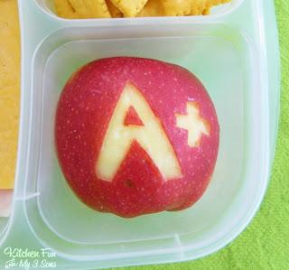 A Plus Apple