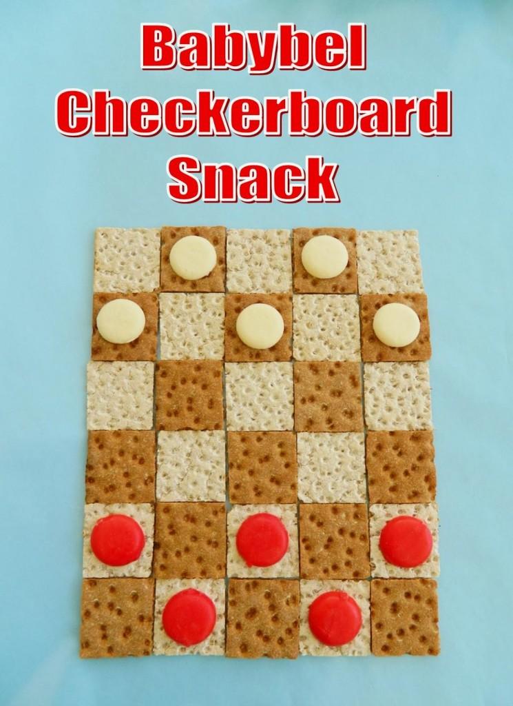Babybel Checkerboard Game Snack