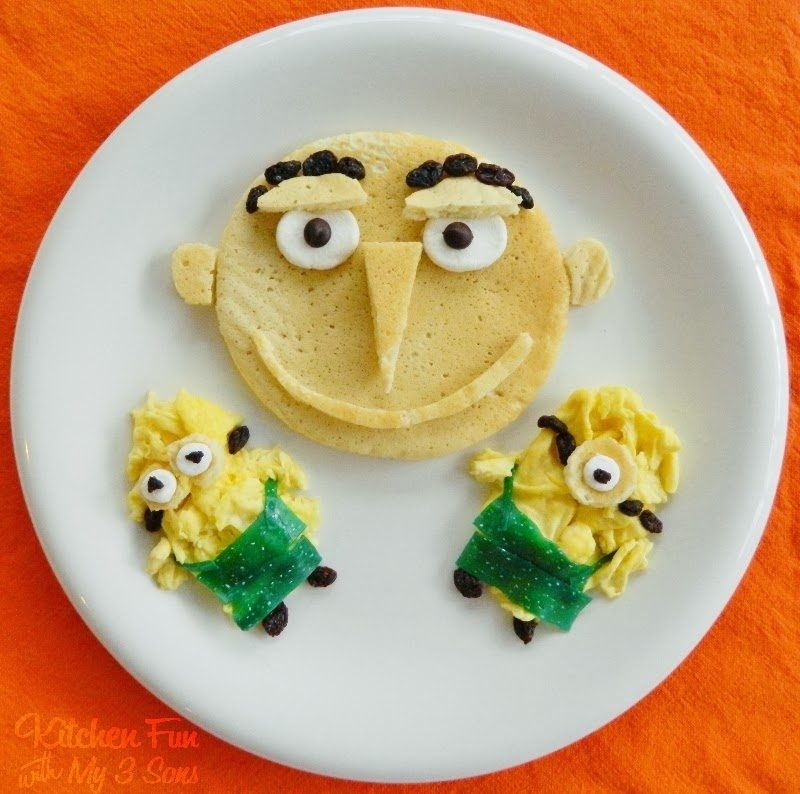 A Despicable Breakfast