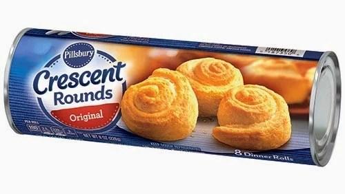 Pillsbury Crescent Rounds