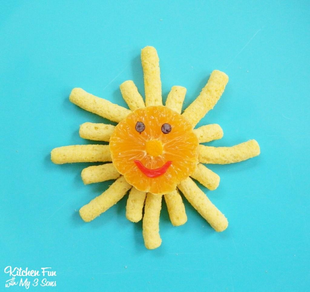 Sunshine Snack