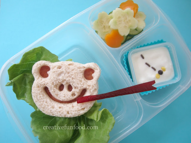 Frog & Fly Bento