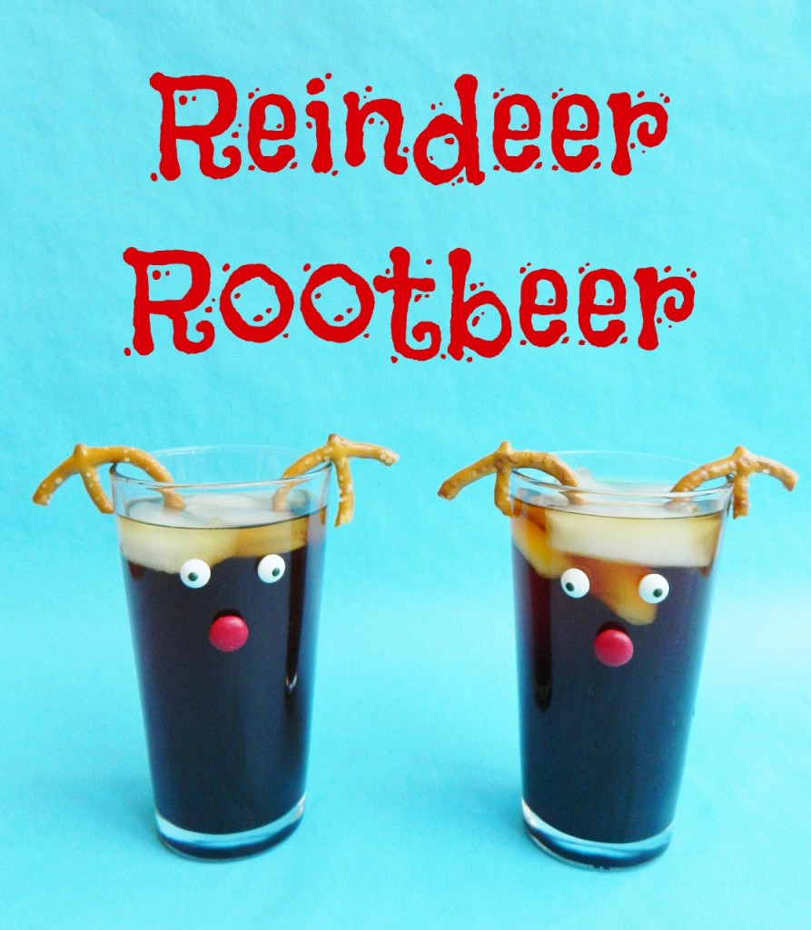 Reindeer Root Beer