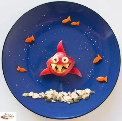 15 of the BEST Shark Fun Food & Party Ideas for Kids from KitchenFunWithMy3Sons.com