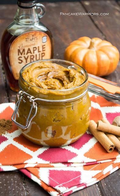 Maple Pumpkin Butter