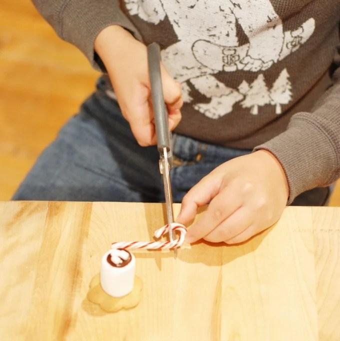 Christmas Hot Cocoa Marshmallow Cookie Treats