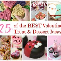 Over 25 of the BEST Valentine's Day Dessert & Treat Ideas!