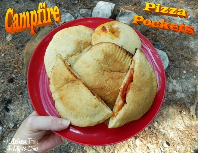 Camping Recipes & Treats for Kids from KitchenFunWithMy3Sons.com