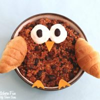 Owl Chili Recipe for Kids