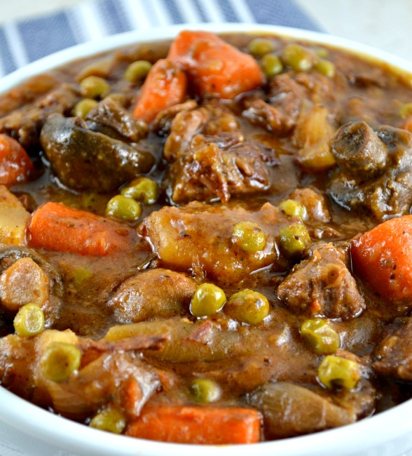 Crock-Pot Beef Stew...these are the BEST Comfort Food Recipes!