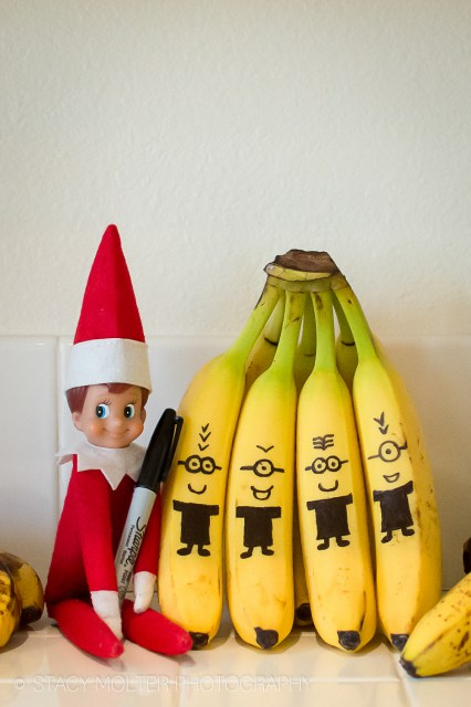 Elf Minion Bananas