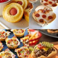 Muffin Tin Recipes for Kids