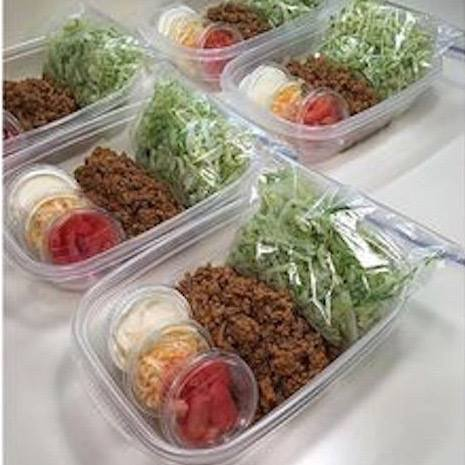 On-The-Go Taco Salad...these are the BEST Salad Recipes!