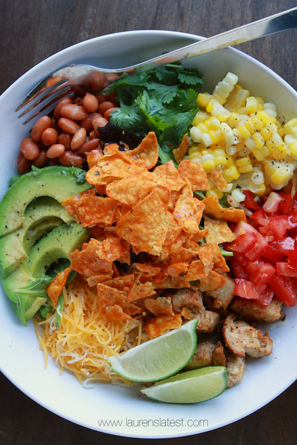 Southwest Salad...these are the BEST Salad Recipes!