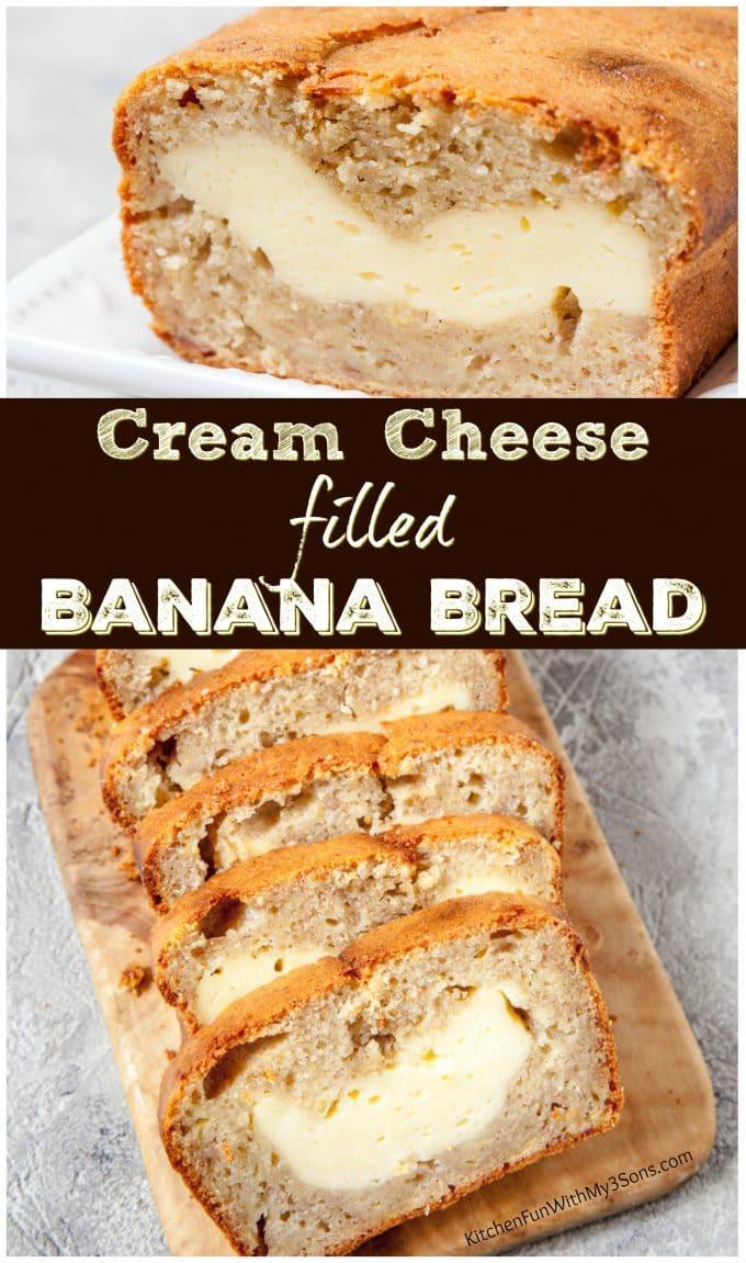 Bread Cream Cheese Dessert