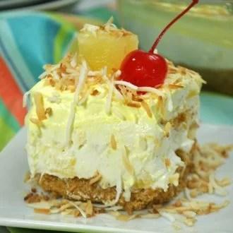 Pineapple Dream Dessert