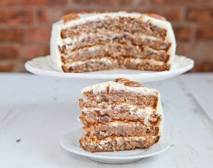 Homemade Hummingbird Cake Recipe