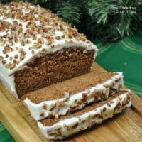 Starbucks Gingerbread Loaf Recipe