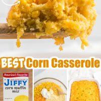 BEST Corn Casserole