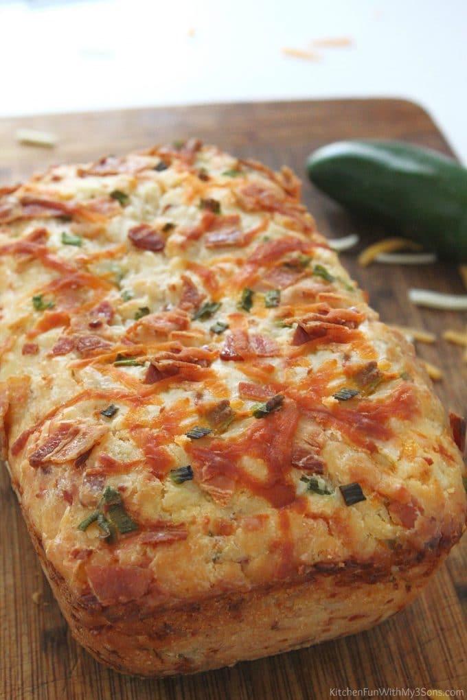 Jalapeno Cheese Bread Recipe