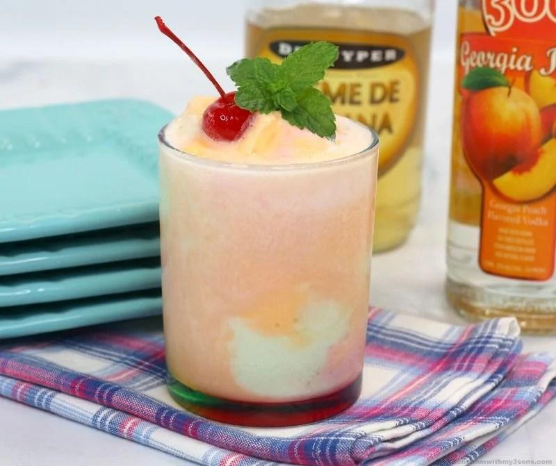 Boozy Sherbet Punch Recipe