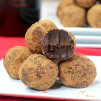 Bailey's Fudge Truffles Recipe