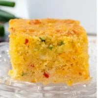Mexican Cornbread Recipe (5-minute prep)