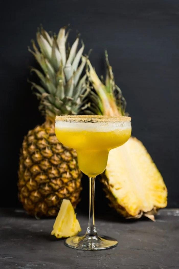 Pineapple Frozen Margarita Recipe