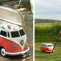 Volkswagen Bus Cooler