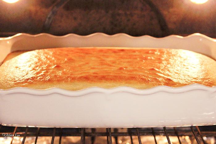 Homemade Yellow Cake