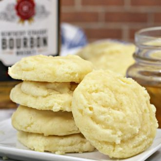 Kentucky Bourbon Cake Mix Cookies
